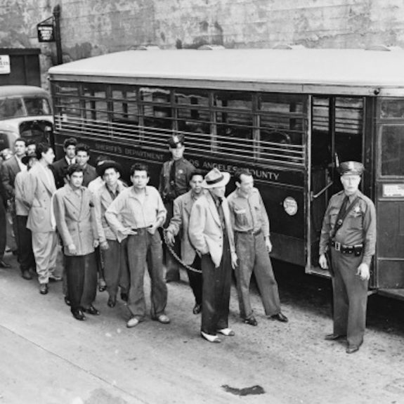 L.A. Once Feared and Criminalized Immigrants. Have We Changed?