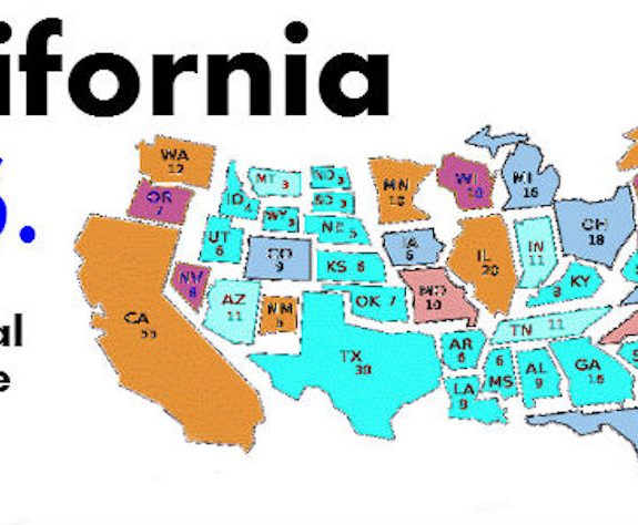 Is California Too Exceptional to Be Part of the U.S.?
