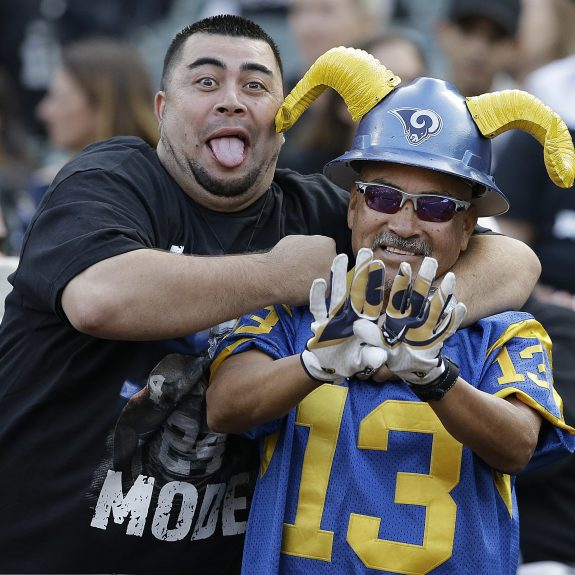 In California, Pro Football Is for Losers