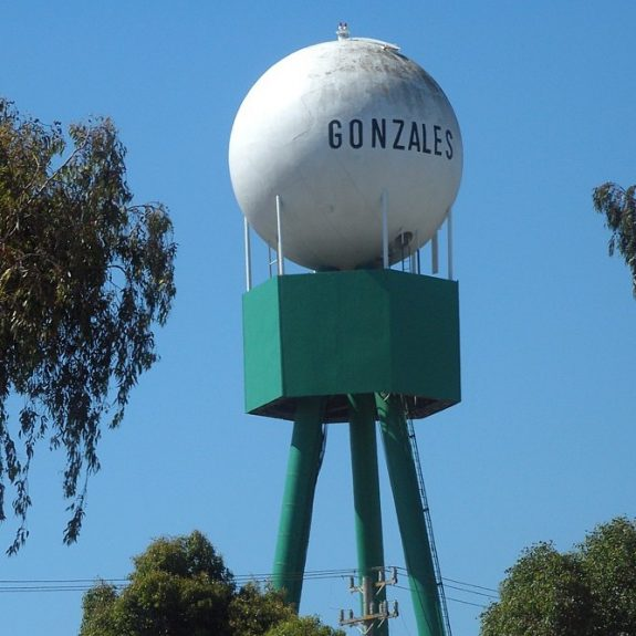 Small and Speedy, Gonzales Is a City on the Move