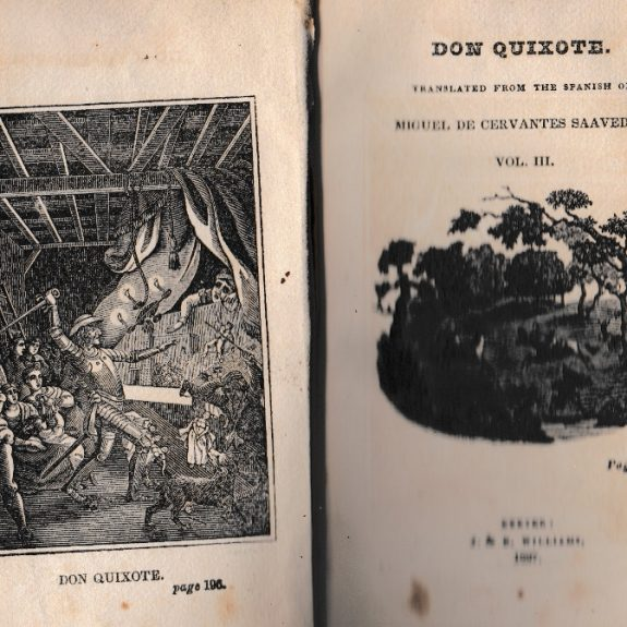 How Don Quixote's Battles Predicted Piracy in the Digital Age