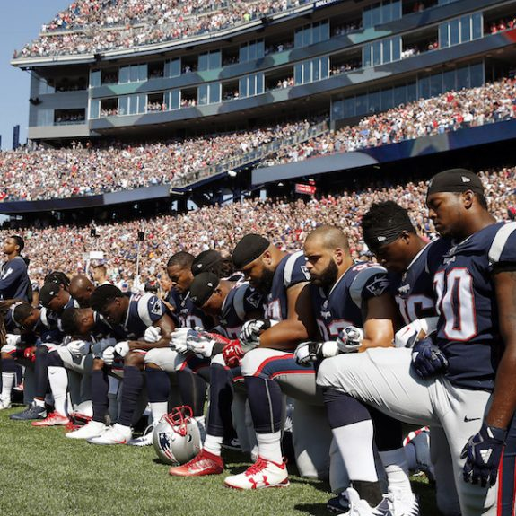 To Black Athletes, Donald Trump Is Playing the Dozens