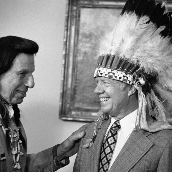 """The """"Crying Indian"""" Ad That Fooled the Environmental Movement"""